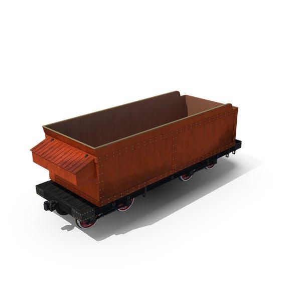 Thumbnail for Hopper Car