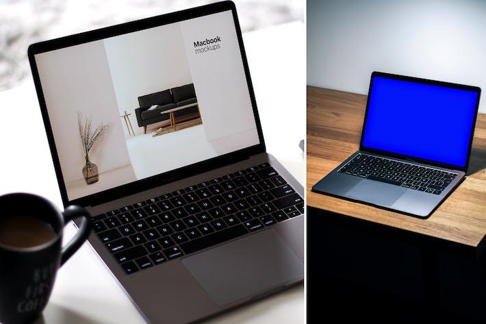Thumbnail for Laptop Screen Mockups