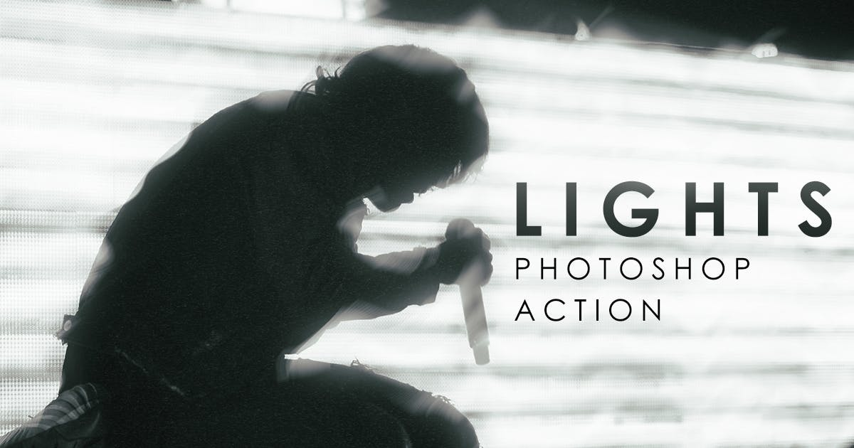 Download Lights Photoshop Action by FreezeronMedia