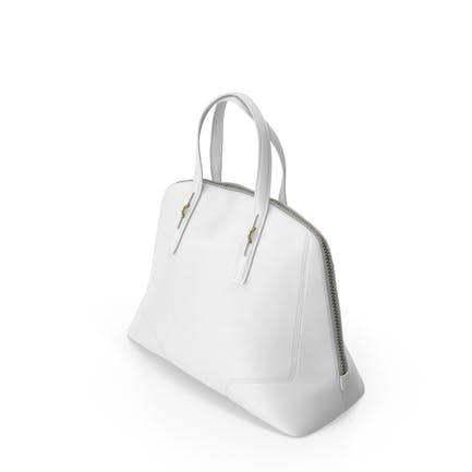 Damen Tasche Weiss