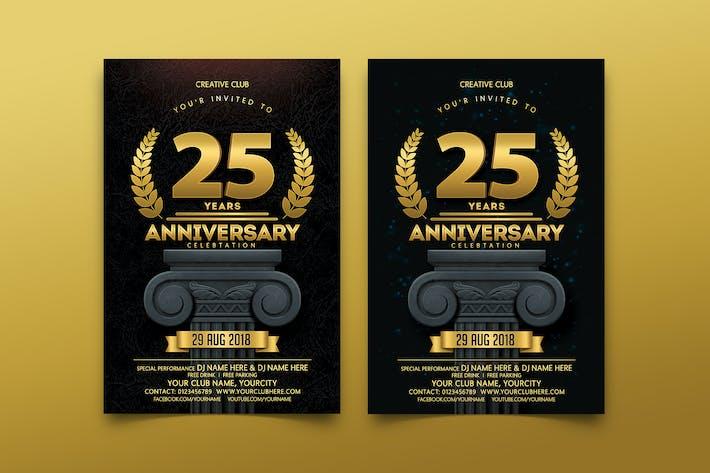 Thumbnail for Anniversary / Event / Celebration Flyer
