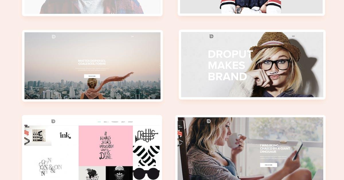 Dropout - Creative Multi-Purpose Theme by theme_bubble