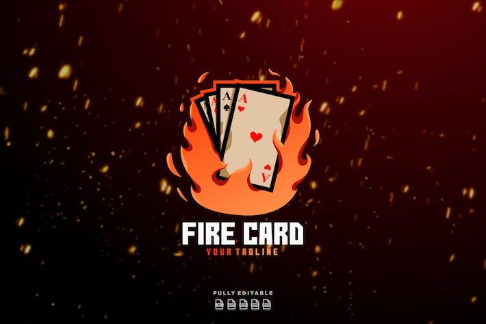 Thumbnail for Fire Card Logo