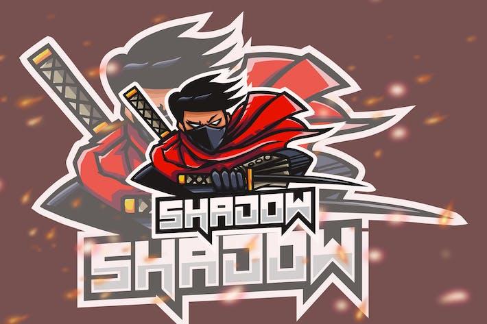 Thumbnail for Shadow Squad Esport Gaming Logo