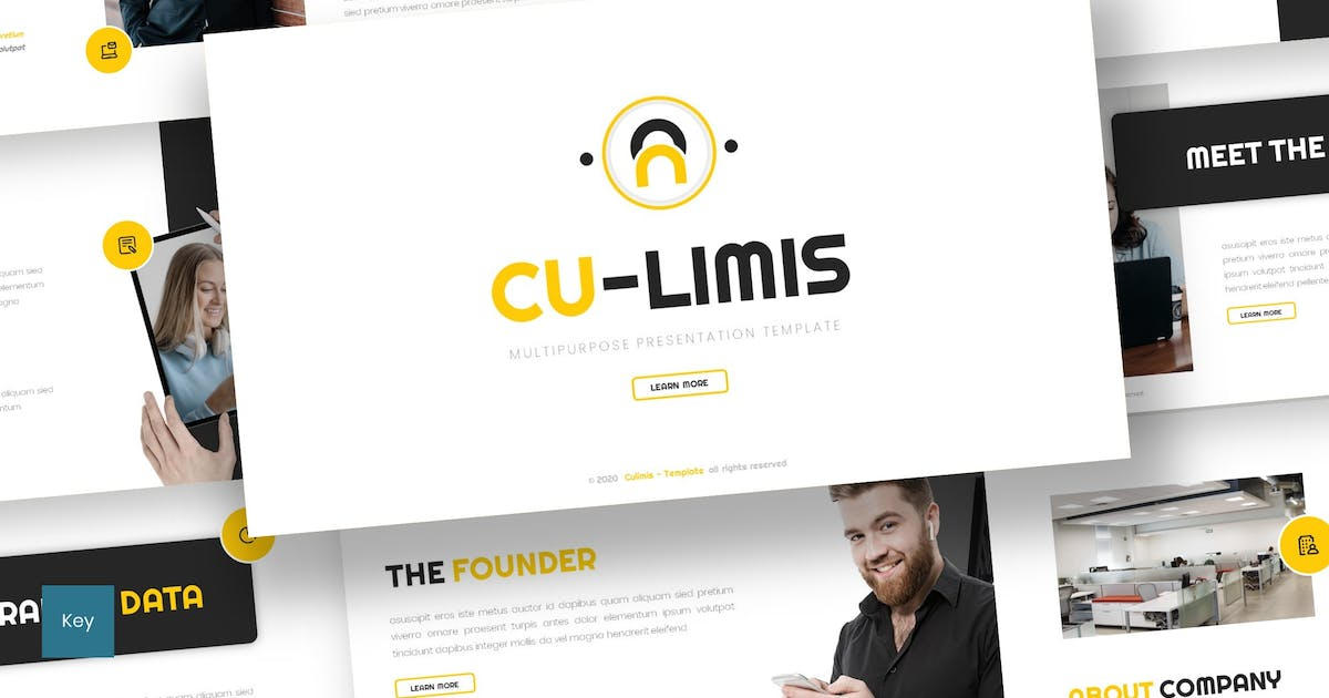 Download Culimis - Multipurpose Keynote Template by inspirasign