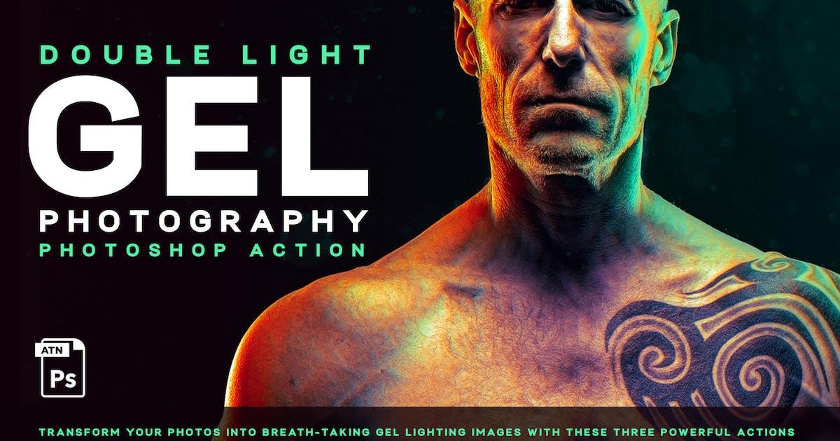 Download Dual lighting (Gel) Effect by twinbrush