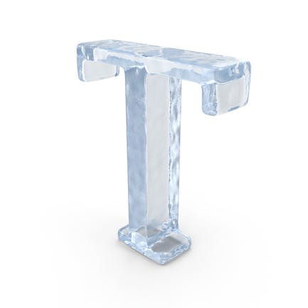 Ice Capital letter T