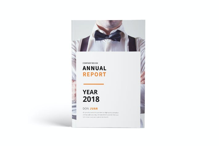 Thumbnail for Modern Annual Report