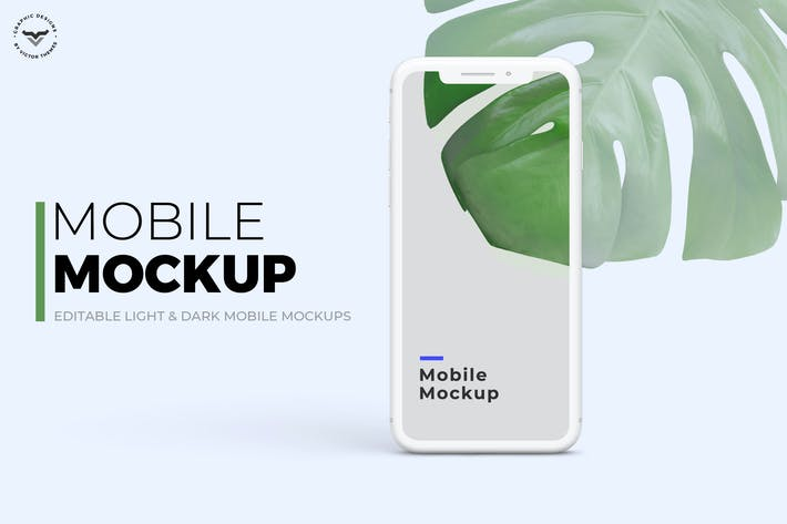 Thumbnail for Mobile Mockups