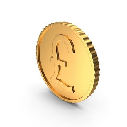 Gold Coin LB Funt