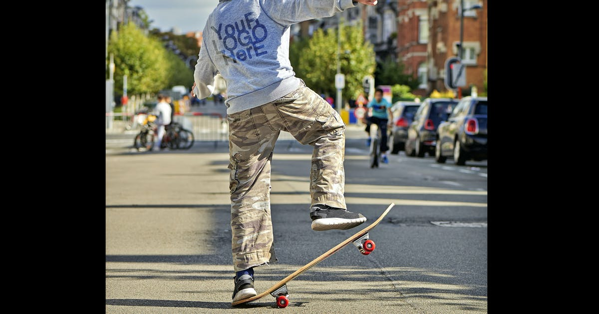 Download Placeit_Teenager on Skate by pbombaert