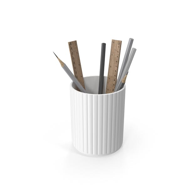 Cover Image for Cup of Art Supplies