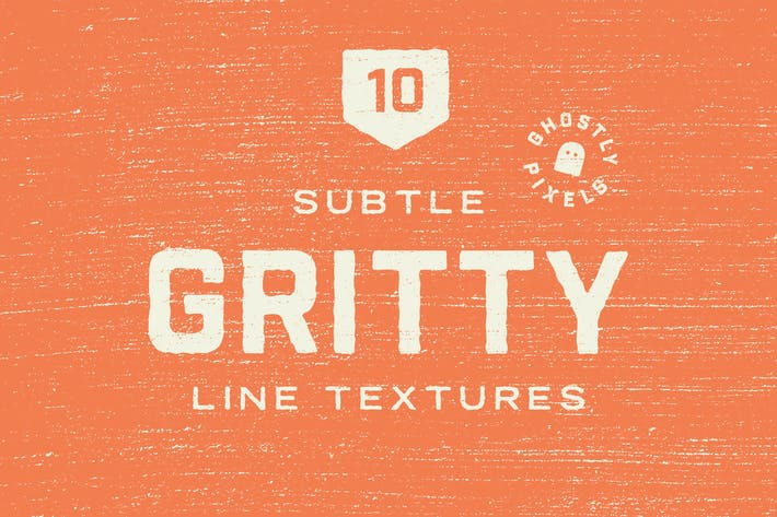 Thumbnail for Gritty Line Textures