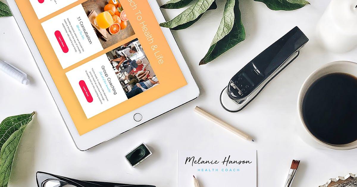 Download Melanie Hanson by ThemeREX