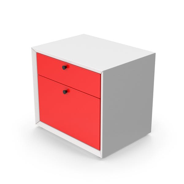Cabinet Red