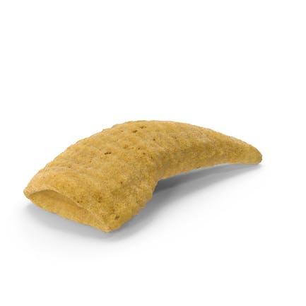 Cone Shaped Corn Snack