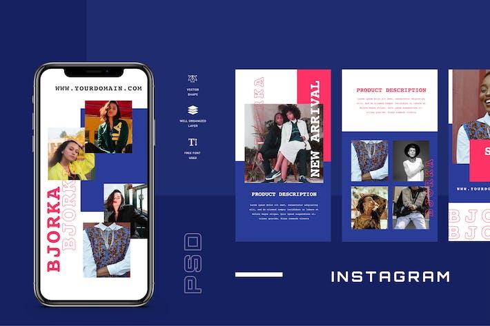 Thumbnail for Ten - Instagram Stories - Social Media Kit