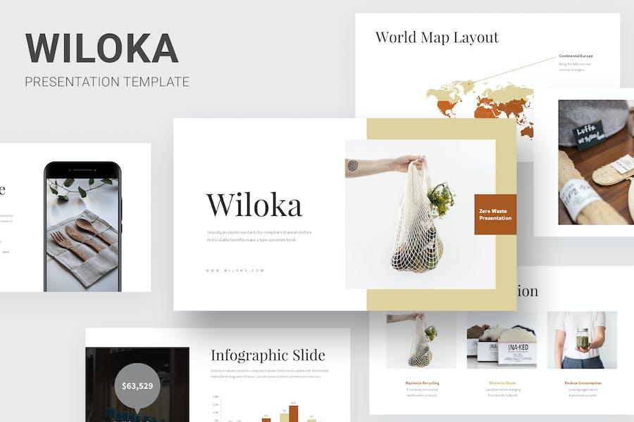 Wiloka - Zero Waste Lifestyle Keynote