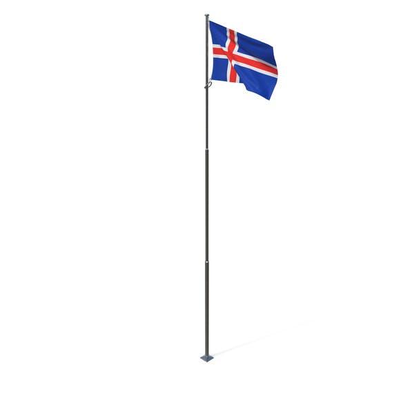 Thumbnail for Flag of Iceland