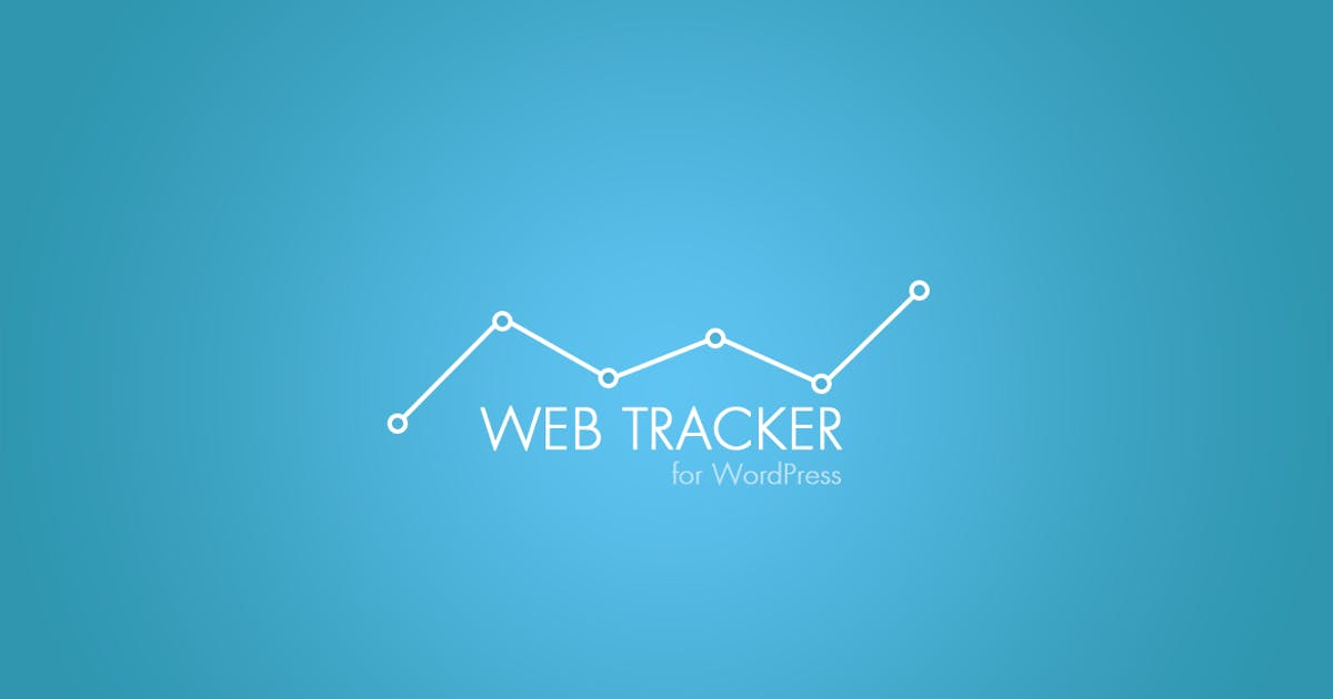 Download Web Tracker for WordPress by diwave