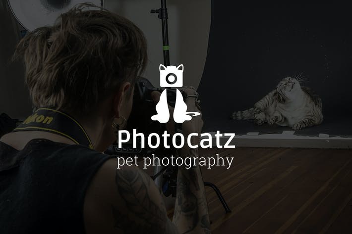 Thumbnail for Photocatz : Pet Photography Logo