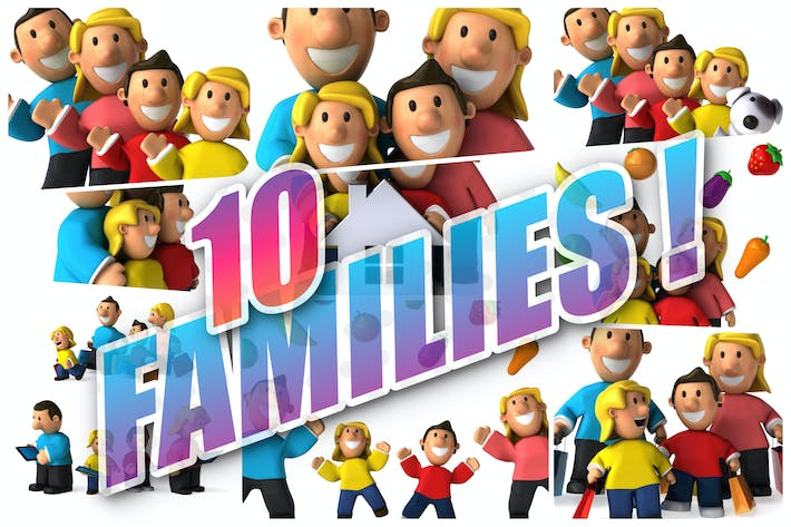 Thumbnail for 10 Families !