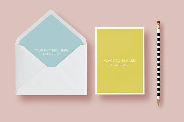 Invitation Card Mock-Up