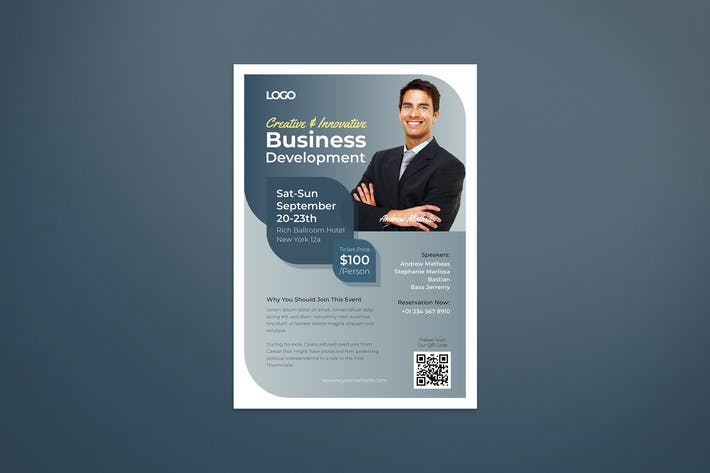 Thumbnail for Seminar Flyer