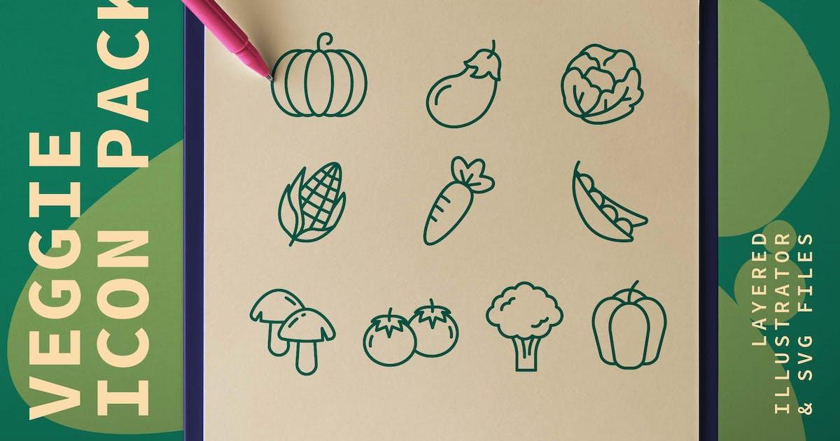 Download Veggie patch - vol.1 by milktoast