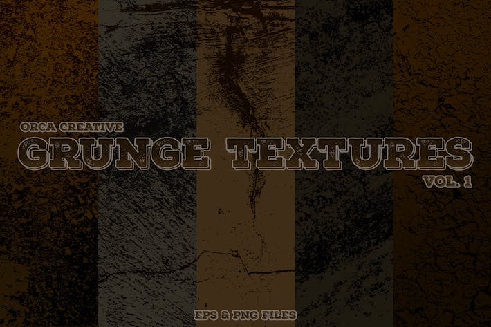 Thumbnail for Grunge Textures vol.1