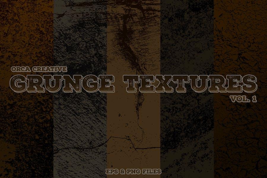 Grunge Textures vol.1