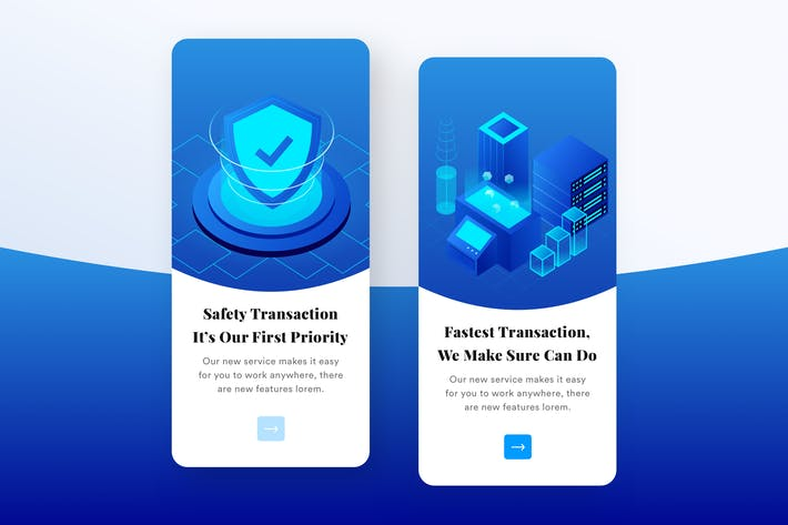 Thumbnail for Security Data Transfer Mobile Onboarding