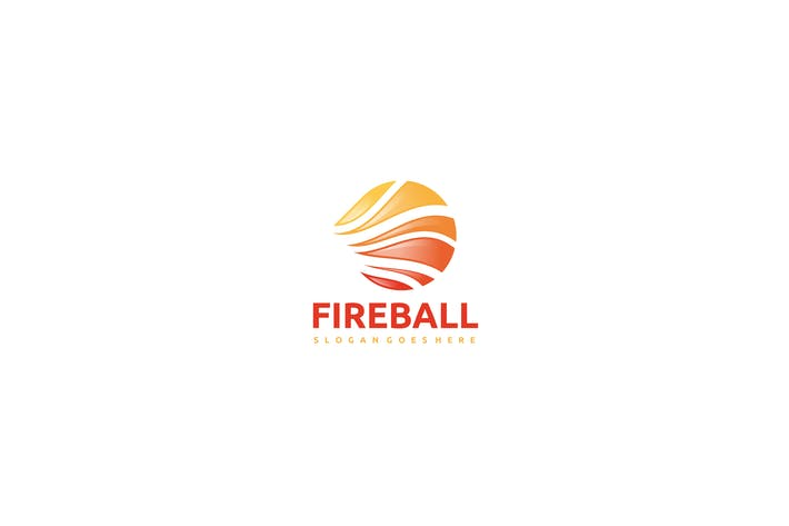 Thumbnail for Fire Ball Logo