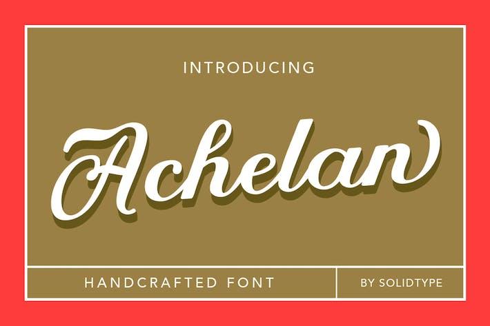 Thumbnail for Achelan Script