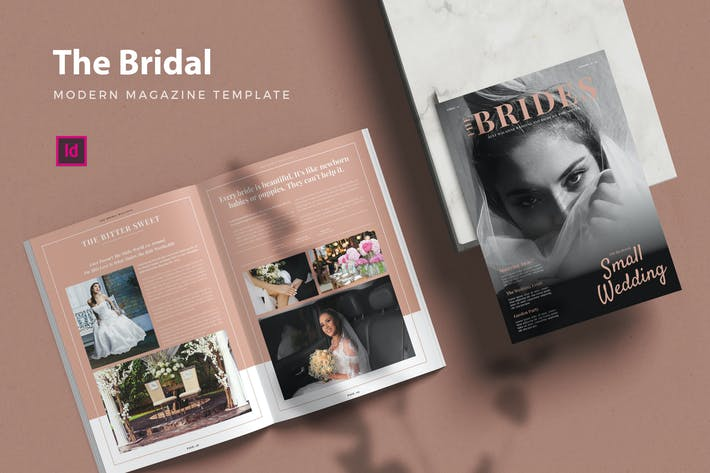 Thumbnail for The Bridal Magz - Magazine