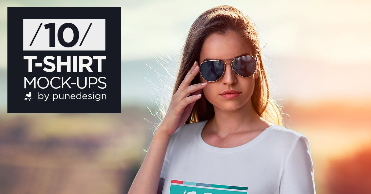 Download T-Shirt Mock-Up Vol.2 by punedesign