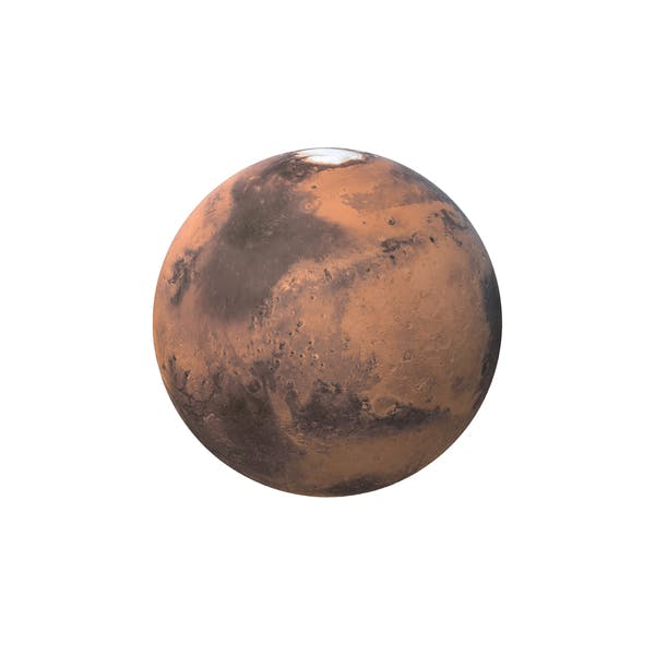 Thumbnail for Mars Planet