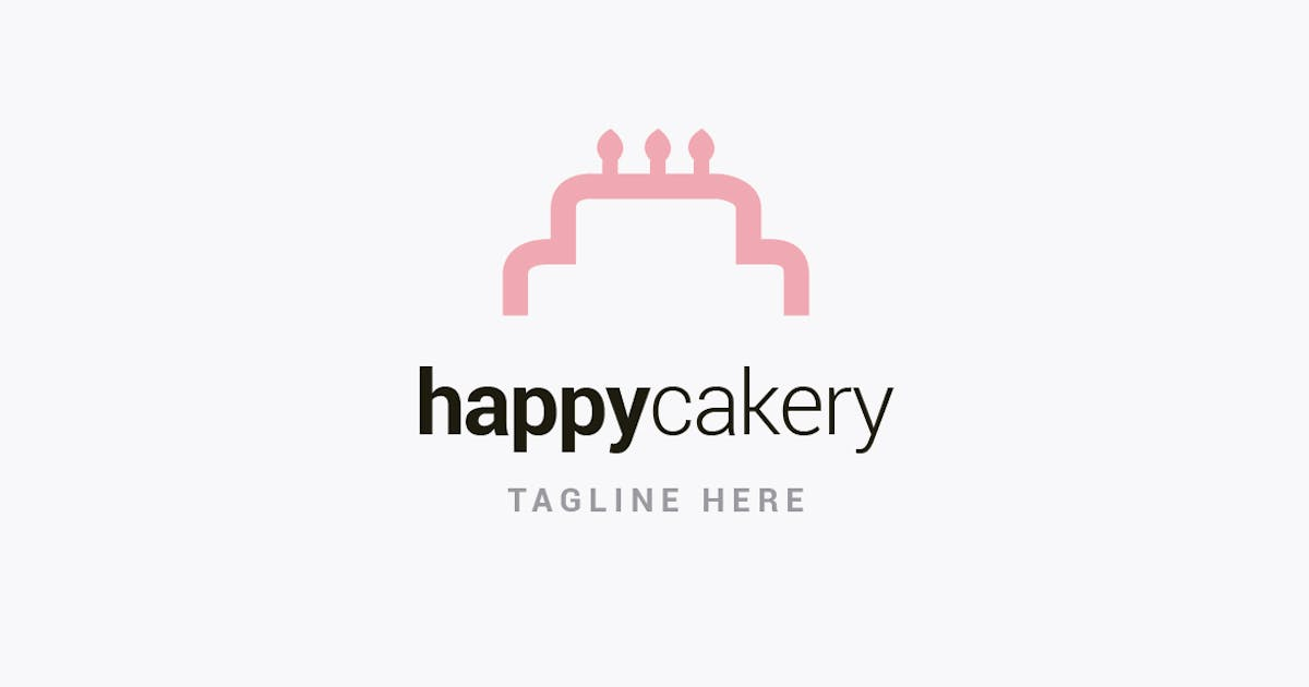 Download Bakery and Cakes Logo by designdistrictmx