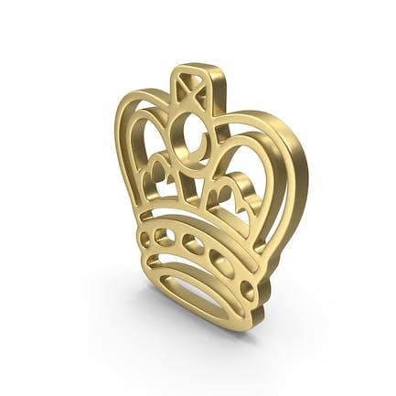 King Logo Gold