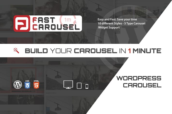Thumbnail for Fast Carousel - Wordpress Premium Plugin