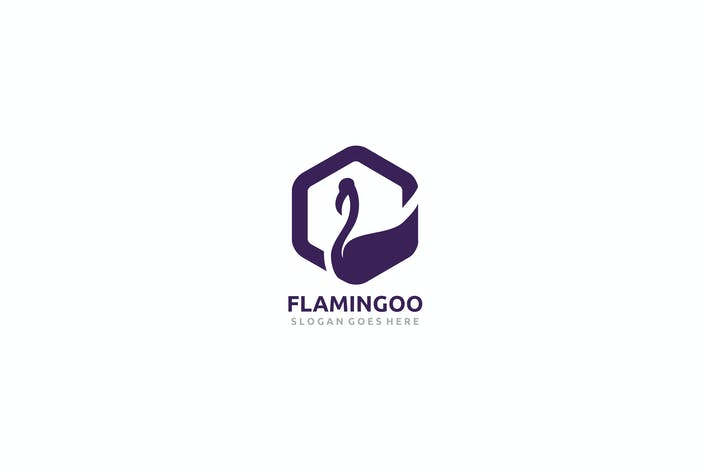 Thumbnail for Flamingo Logo