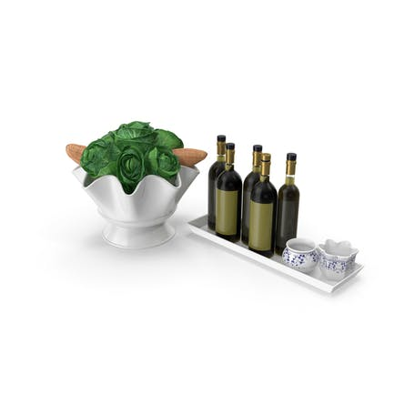 Juego de decoración Kit Cocina