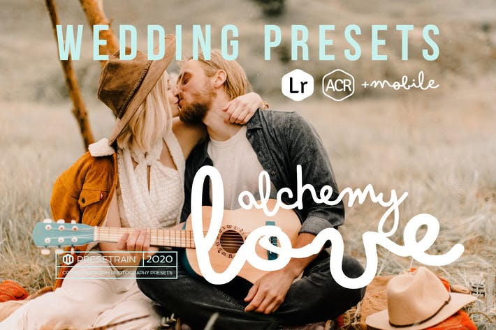 Thumbnail for Love Alchemy - Wedding Presets for Lightroom & ACR