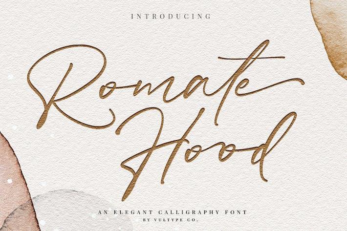 Thumbnail for Capucha romate