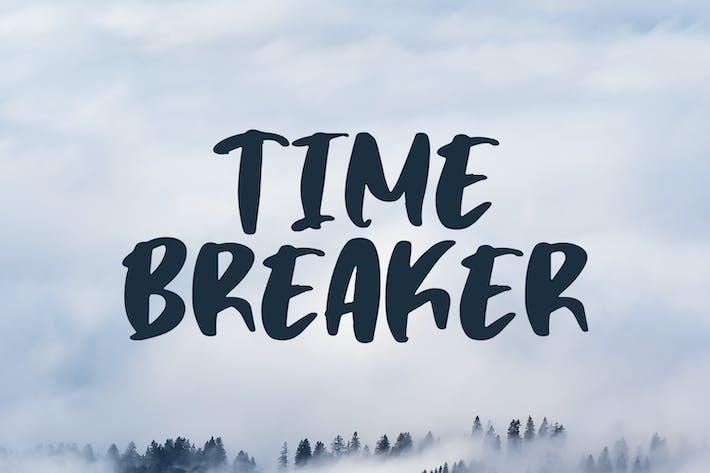 Thumbnail for Time Breaker - Bold Matte Brush