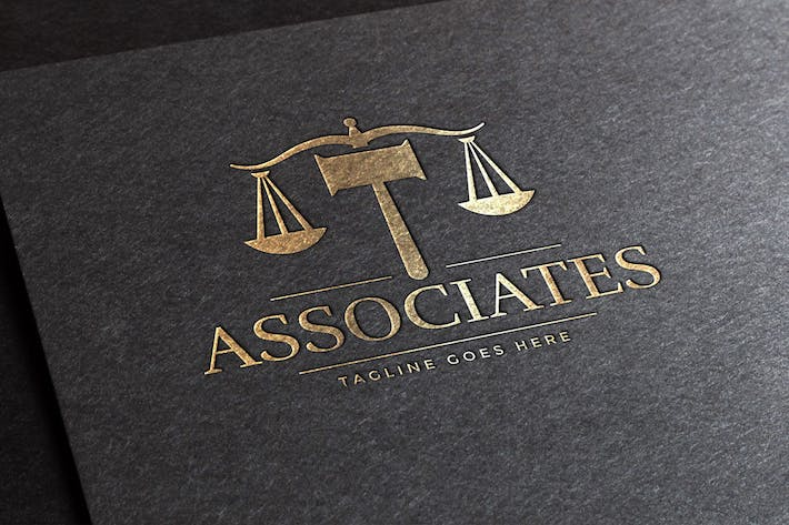 Cover Image For Associates Logo Template