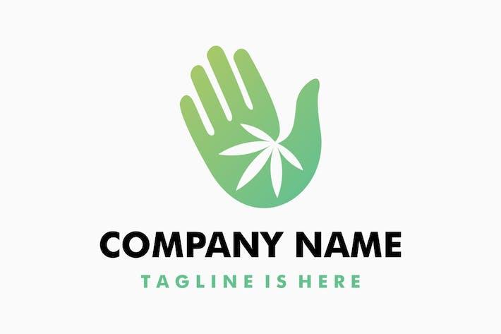 Thumbnail for Hand Cannabis Logo