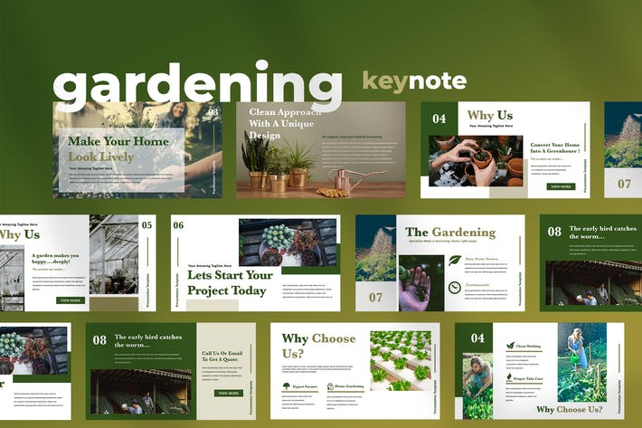 Thumbnail for Ellen - Home Gardening Keynote Presentation