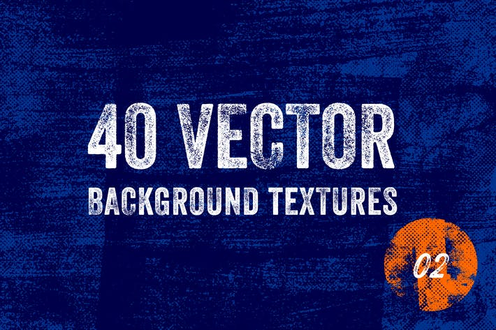 Thumbnail for 40 Vector Background Textures 02
