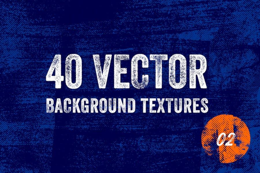40 Vector Background Textures 02